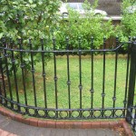 Metal Garden Railings