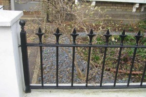 Metal Railings_Metal Fabrication