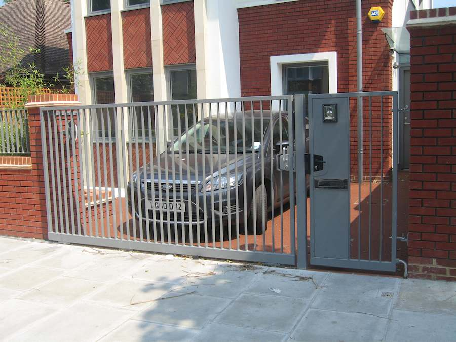 Security Grilles And Gates London Steel Makers