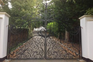 Wrought Iron Gates_Showcase