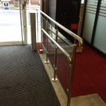 Indoor Metal Hand Rail