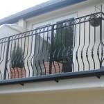 Metal Balcony