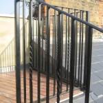 Balcony and Balustrade