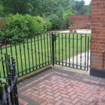 Metal Garden Railings