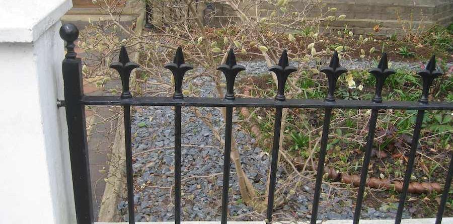 London's Finest Wrought Iron & Balcony Railings