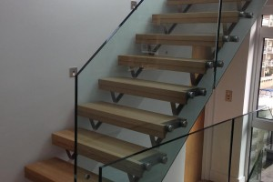 Steel Staircases_Internal_Glass