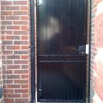 Privacy Side Gate